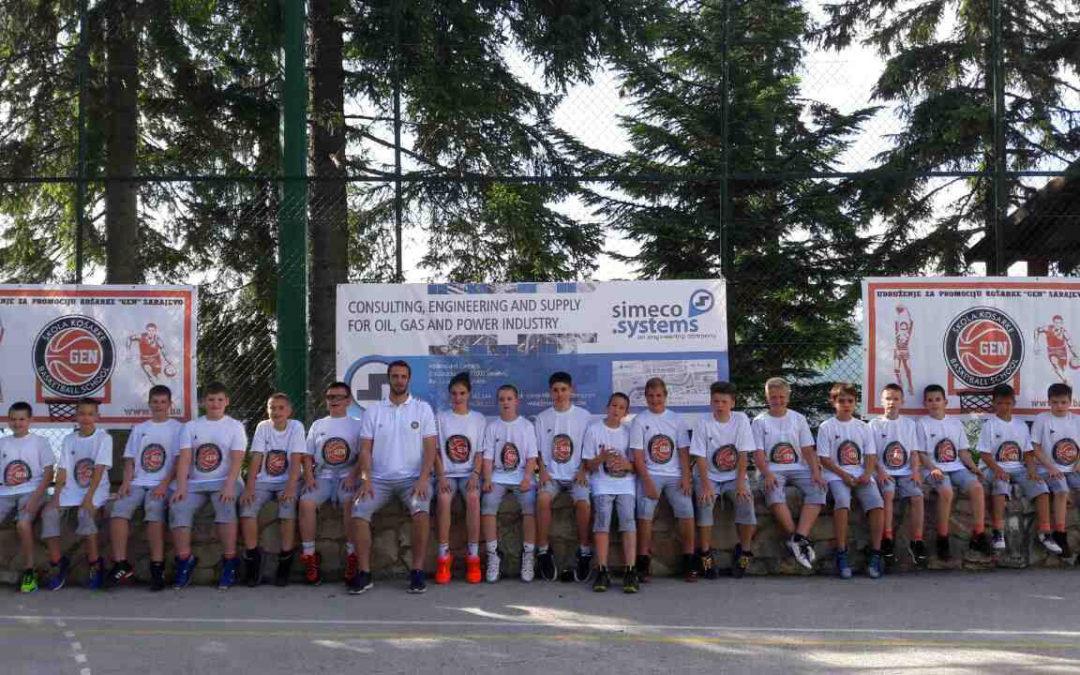Završen košarkaški kamp VLAŠIĆ 2017.