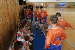 Prvo kolo Omladinske lige za pionire